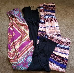 Long dressed